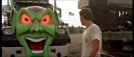 "Maximum Overdrive ""Happy Toys"" Truck"